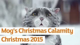 Download Sainsbury's OFFICIAL Christmas Advert 2015 – Mog's Christmas Calamity Video