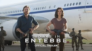 Download 7 DAYS IN ENTEBBE - Official Trailer [HD] - In Theaters March 2018 Video