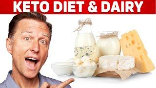 Download The Ketogenic Diet & Dairy (Milk, Yogurt & Cheese) Video