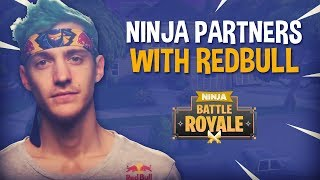 Download Ninja Partners With Redbull!! - Fortnite Battle Royale Gameplay - Ninja Video