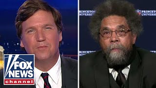 Download Tucker takes on Cornel West over Democratic socialism Video
