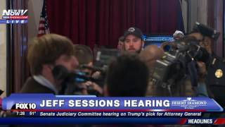 Download FNN: Confirmation Hearing of Trump Attorney General Nominee Jeff Sessions FULL VIDEO Video
