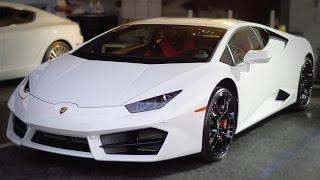 Download Buying A 2017 Lamborghini Huracan 580-2 (VLOG #16) Video