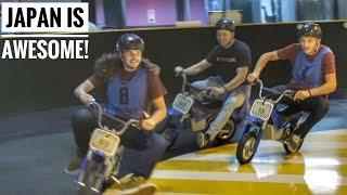 Download Crazy 6 Story Arcade in Japan!! + More drifting at Ebisu Matsuri Video