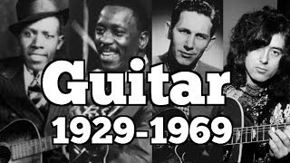 Download THE GUITAR 1929-1969 | THE PLAYERS YOU NEED TO KNOW Video