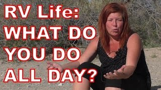 Download RV Living: How we Spend our Days & My New Hobby!!! Video