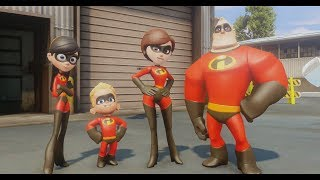 Download Disney Infinity - The Incredibles - Part 1 Video