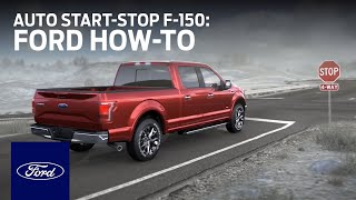 Download Auto Start-Stop F-150 | Ford How-To | Ford Video