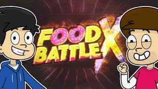 Download FOOD BATTLE X CARTOONS Video