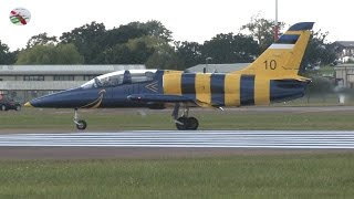 Download Fairford Airshow Arrivals 2014 With Radio - AIRSHOW WORLD Video