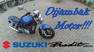 Download Coba-Coba - Suzuki Bandit 400 - Dijambak Motor Tapi Mogok Video