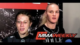 Download Valentina Shevchenko Responds to Joanna Jedrzejczyk Offer to Fight Her at UFC 213 Video