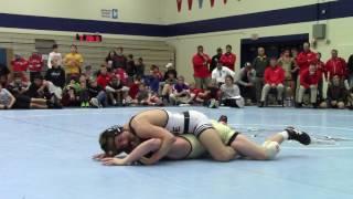 Download Keaton Geerts (New Hampton) vs Triston Lara (Fort Dodge) Video