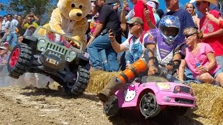 Download Redneck Mountain - Downhill Barbie Jeep Video