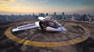 Download Flying car - Tesla, NVIDIA and Lilium will revolutionize future transportation Video