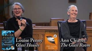 Download Ann Cleeves and Louise Penny on writing, mystery, and friendship Video