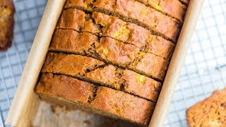 Download How to Make Guilt-Free Banana Bread - Healthy Banana Bread Recipe Video