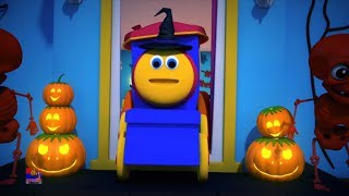 Download 공포에 대비하다 | 밥 기차 | 할로윈 노래 | 어린이동요 | 축제 노래 | 해피 할로윈 | Prepare For Fright | Bob The Train Korea Video