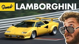 Download Lamborghini - Everything You Need to Know | Up to Speed Video