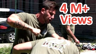 Download KRAV MAGA TRAINING • How to Knock Out ANYONE Video