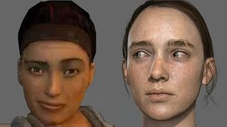 Download The Evolution of Facial Animation In Video Games Video