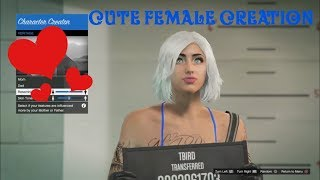 Download My Cute GTA 5 || Female Character Creation Video