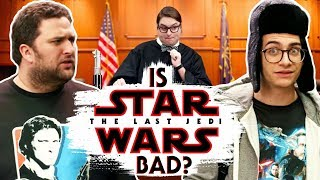 Download Is The Last Jedi Bad? (Fanboy Court) Video