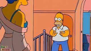 Download Homer is afraid of Marge! Video