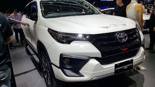 Download Toyota Fortuner 2017 TRD Sportivo Video