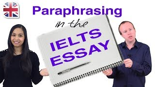 Download IELTS Essay - How to Write an Introduction (Using Paraphrasing) Video