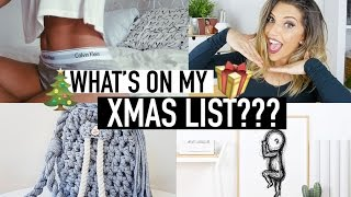 Download WHATS ON MY XMAS LIST | A CHRISTMAS GIFT GUIDE FOR THE MILLENNIAL MAMA Video