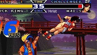 Download Fatal Fury Real Bout Special Ryona Mai Shiranui Video