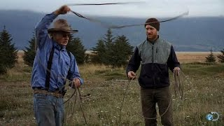 Download How to Rope a Cow | Alaska: The Last Frontier Video