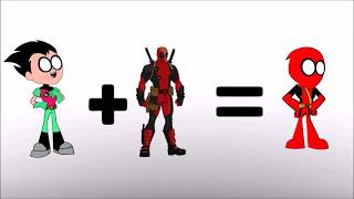 Download Teen Titans Go + Deadpool (All Characters) - Bowser12345 Video