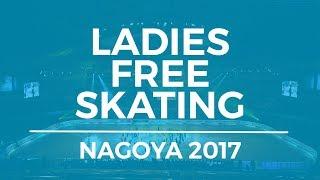 Download Anastasia TARAKANOVA RUS - ISU JGP Final - Ladies Feee Skating - Nagoya 2017 Video
