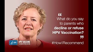 Download Talking with Parents Who Refuse HPV Vaccine – One Pediatrician's View Video