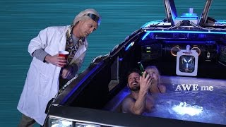 Download DeLorean Hot Tub Time Machine - Super-Fan Builds Video