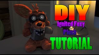 How To Unlock Ignited Foxy Sc 11 In Roblox Fredbear And - how to unlock all secret characters 1 11 in roblox fredbear and friends family restaurant