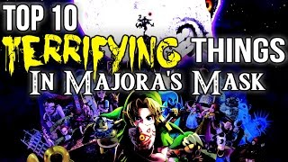 Download Top 10 TERRIFYING Things In Majora's Mask Video