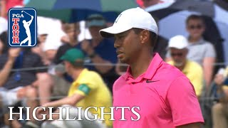 Download Tiger Woods' highlights | Round 3 | the Memorial Video