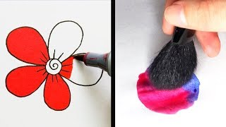 Download 27 COOL DRAWING TRICKS THAT YOU WILL LOVE Video