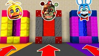 Download Minecraft PE : DO NOT CHOOSE THE WRONG SECRET BASE! (Five Nights at Freddy's 2) Video