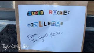 Download ROCKET BUILDING CHALLENGE ACCEPTED Video