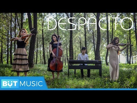 DESPACITO - Piano, Violin, Cello cover