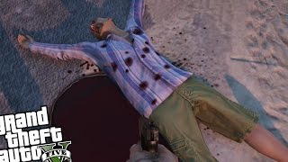 Download GTA V PC Mod's - Realistic Bullet Wounds MOD Video