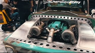 Download SEMA 2016 - SHOW TIME // DAY 3 Video