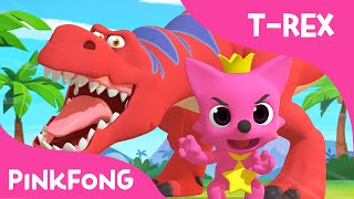 Download Tyrannosaurus-Rex Dance With PINKFONG | Dinosaur Songs | PINKFONG Songs for Children Video