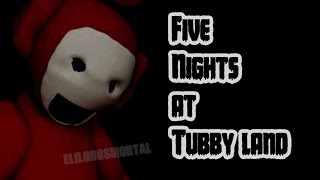 Download Five Nights at Tubbyland | DEMO | GAMEPLAY | LOS TELETUBBIES CON FIVE NIGHTS AT FREDDY'S Video