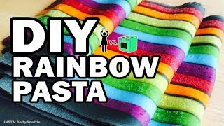 Download 🌈 I Tried Tasty's Rainbow Pasta, Corinne VS Cooking Video