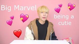 Download Big Marvel being a cutie (ft. Edward Avila and Big Marvel's Grandma) Video
